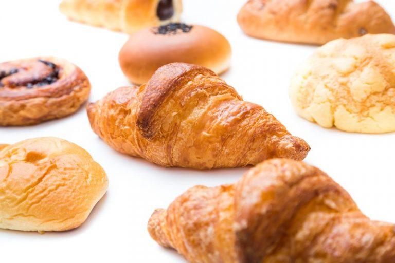 たくさん並んだパン